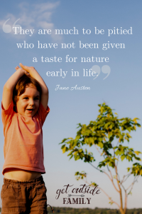 Give kids a taste of nature